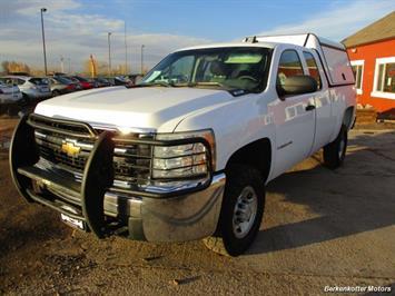 2008 Chevrolet Silverado 2500 LT Extended Quad Cab 4x4 - Photo 4 - Brighton, CO 80603