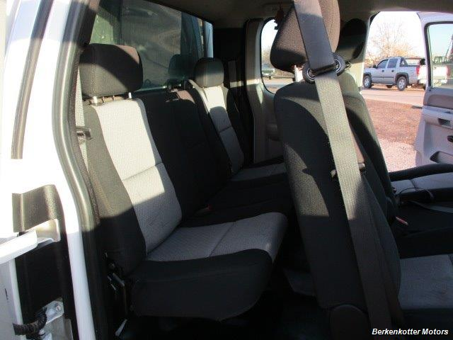 2008 Chevrolet Silverado 2500 LT Extended Quad Cab 4x4 - Photo 22 - Brighton, CO 80603