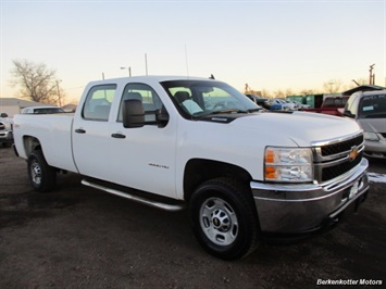 2014 Chevrolet Silverado 3500 Crew Cab 4x4 - Photo 1 - Brighton, CO 80603