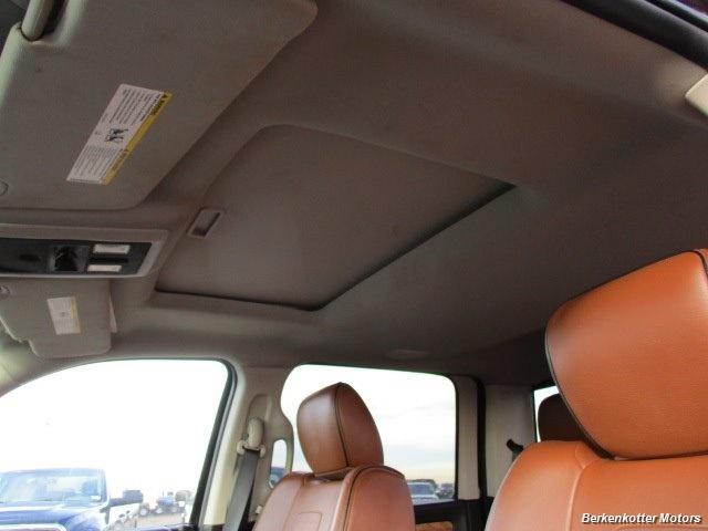 2015 Ram 3500 Laramie Longhorn Crew Cab 4x4 - Photo 17 - Castle Rock, CO 80104