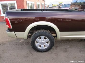 2015 Ram 3500 Laramie Longhorn Crew Cab 4x4 - Photo 9 - Castle Rock, CO 80104