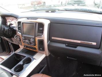 2015 Ram 3500 Laramie Longhorn Crew Cab 4x4 - Photo 29 - Castle Rock, CO 80104