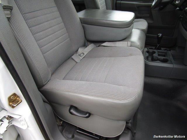 2007 Dodge Ram 3500 ST Quad Cab Utility Box 4x4 - Photo 18 - Parker, CO 80134