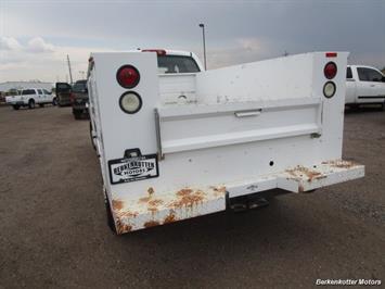 2007 Dodge Ram 3500 ST Quad Cab Utility Box 4x4 - Photo 10 - Parker, CO 80134