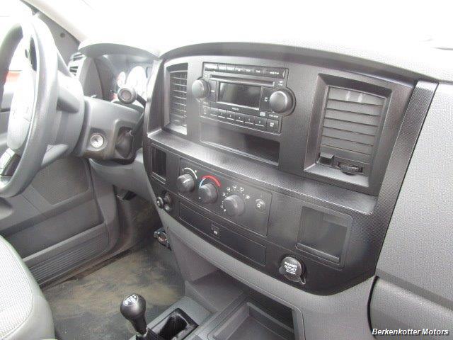 2007 Dodge Ram 3500 ST Quad Cab Utility Box 4x4 - Photo 22 - Parker, CO 80134