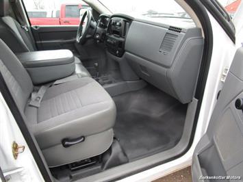 2007 Dodge Ram 3500 ST Quad Cab Utility Box 4x4 - Photo 16 - Parker, CO 80134
