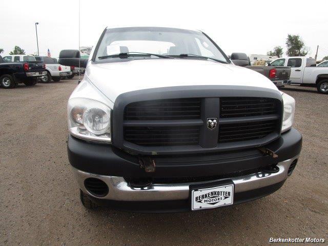 2007 Dodge Ram 3500 ST Quad Cab Utility Box 4x4 - Photo 3 - Parker, CO 80134