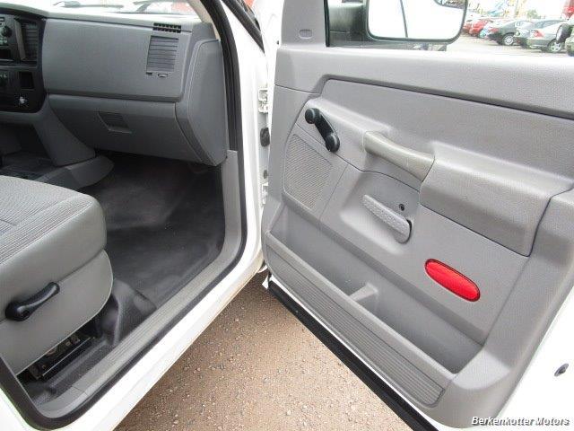 2007 Dodge Ram 3500 ST Quad Cab Utility Box 4x4 - Photo 17 - Parker, CO 80134