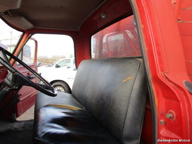 1970 Ford S600 Regular Cab Flatbed DUMP - Photo 13 - Brighton, CO 80603
