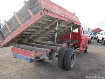 1970 Ford S600 Regular Cab Flatbed DUMP - Photo 7 - Brighton, CO 80603