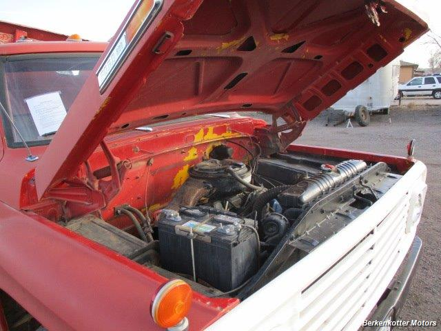 1970 Ford S600 Regular Cab Flatbed DUMP - Photo 20 - Brighton, CO 80603