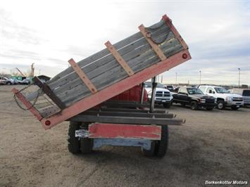 1970 Ford S600 Regular Cab Flatbed DUMP - Photo 6 - Brighton, CO 80603
