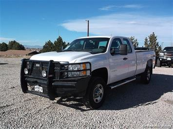 2013 Chevrolet Silverado 2500 Extended Cab 4x4 Truck