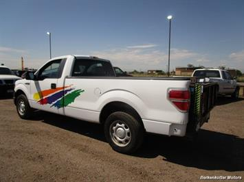 2010 Ford F-150 XL Regular Cab w/ Liftgate - Photo 9 - Castle Rock, CO 80104