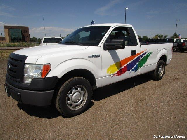 2010 Ford F-150 XL Regular Cab w/ Liftgate - Photo 12 - Castle Rock, CO 80104