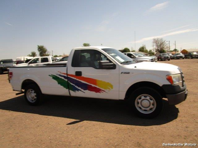 2010 Ford F-150 XL Regular Cab w/ Liftgate - Photo 3 - Castle Rock, CO 80104