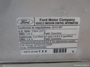 2010 Ford F-150 XL Regular Cab w/ Liftgate - Photo 39 - Castle Rock, CO 80104