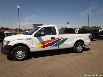 2010 Ford F-150 XL Regular Cab w/ Liftgate - Photo 11 - Castle Rock, CO 80104