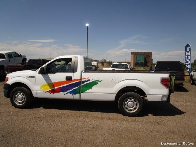 2010 Ford F-150 XL Regular Cab w/ Liftgate - Photo 10 - Castle Rock, CO 80104