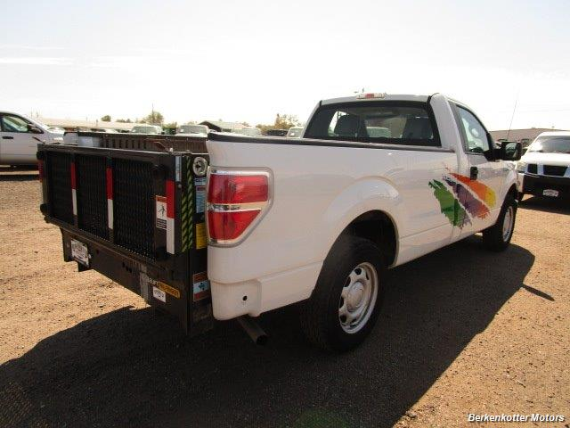 2010 Ford F-150 XL Regular Cab w/ Liftgate - Photo 6 - Castle Rock, CO 80104