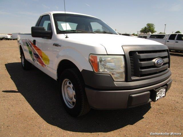 2010 Ford F-150 XL Regular Cab w/ Liftgate - Photo 2 - Castle Rock, CO 80104
