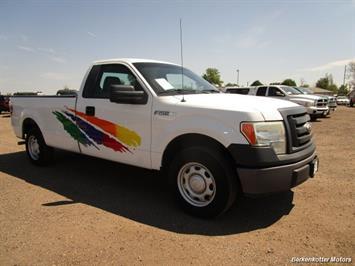 2010 Ford F-150 XL Regular Cab w/ Liftgate - Photo 1 - Castle Rock, CO 80104