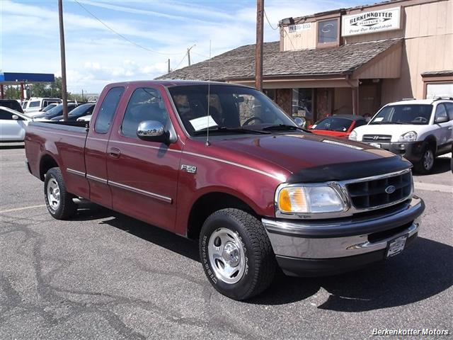 1997 Ford F-150 Extended Cab - Photo 1 - Brighton, CO 80603