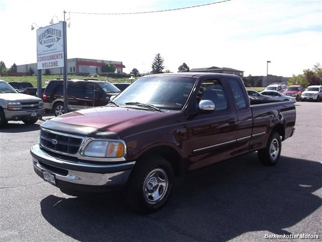 1997 Ford F-150 Extended Cab - Photo 2 - Brighton, CO 80603