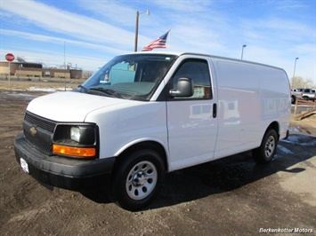 2014 Chevrolet Express 1500 AWD 4x4 - Photo 8 - Brighton, CO 80603