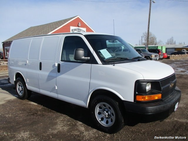 2014 Chevrolet Express 1500 AWD 4x4 - Photo 1 - Brighton, CO 80603