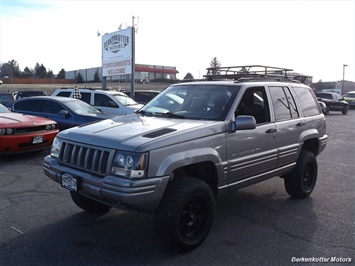 1998 Jeep Grand Cherokee 5.9 Limited SUV