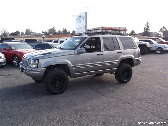 1998 Jeep Grand Cherokee 5.9 Limited photo