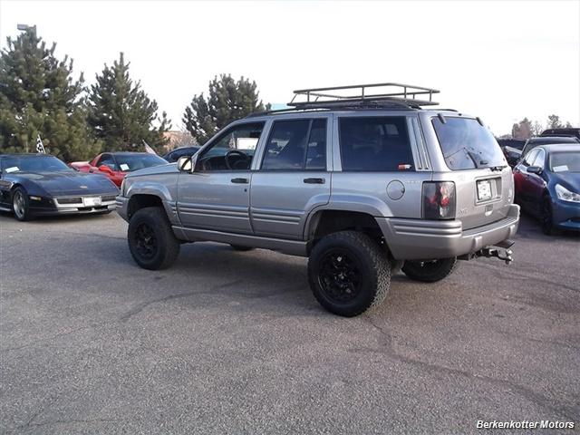 1998 Jeep Grand Cherokee 5.9 Limited photo