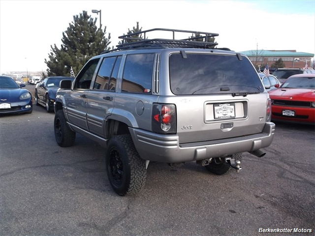 The 1998 Jeep Grand Cherokee 5.9 Limited