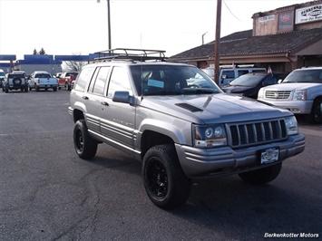 1998 Jeep Grand Cherokee 5.9 Limited - Photo 11 - Brighton, CO 80603
