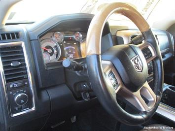 2014 Ram 3500 Laramie Longhorn Crew Cab 4x4 - Photo 36 - Brighton, CO 80603