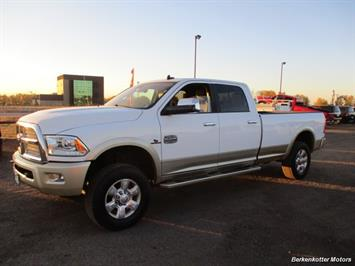 2014 Ram 3500 Laramie Longhorn Crew Cab 4x4 - Photo 8 - Brighton, CO 80603