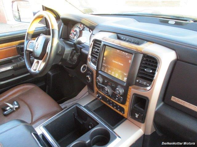 2014 Ram 3500 Laramie Longhorn Crew Cab 4x4 - Photo 17 - Brighton, CO 80603