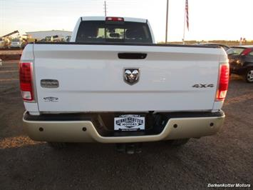 2014 Ram 3500 Laramie Longhorn Crew Cab 4x4 - Photo 5 - Brighton, CO 80603
