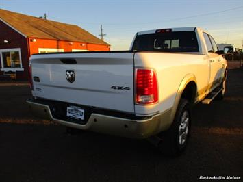 2014 Ram 3500 Laramie Longhorn Crew Cab 4x4 - Photo 4 - Brighton, CO 80603