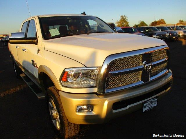 2014 Ram 3500 Laramie Longhorn Crew Cab 4x4 - Photo 11 - Brighton, CO 80603