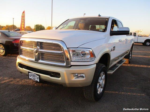 2014 Ram 3500 Laramie Longhorn Crew Cab 4x4 - Photo 9 - Brighton, CO 80603