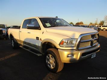 2014 Ram 3500 Laramie Longhorn Crew Cab 4x4 - Photo 1 - Brighton, CO 80603