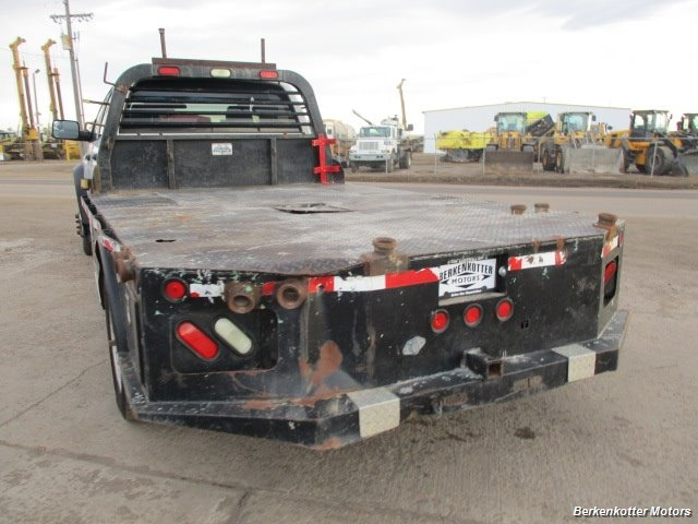2009 Dodge Ram Chassis 4500 Crew Cab LWB Flatbed 4x4 - Photo 5 - Fountain, CO 80817
