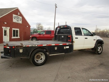 2009 Dodge Ram Chassis 4500 Crew Cab LWB Flatbed 4x4 - Photo 3 - Fountain, CO 80817