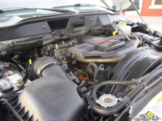 2009 Dodge Ram Chassis 4500 Crew Cab LWB Flatbed 4x4 photo
