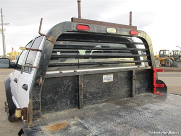 2009 Dodge Ram Chassis 4500 Crew Cab LWB Flatbed 4x4 - Photo 25 - Fountain, CO 80817