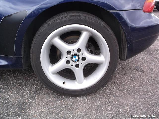 1997 BMW Z3 2.8 - Photo 27 - Brighton, CO 80603