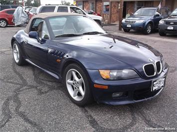1997 BMW Z3 2.8 - Photo 12 - Brighton, CO 80603