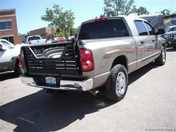 2007 Dodge Ram 2500 SLT Mega Cab 4x4 - Photo 9 - Brighton, CO 80603